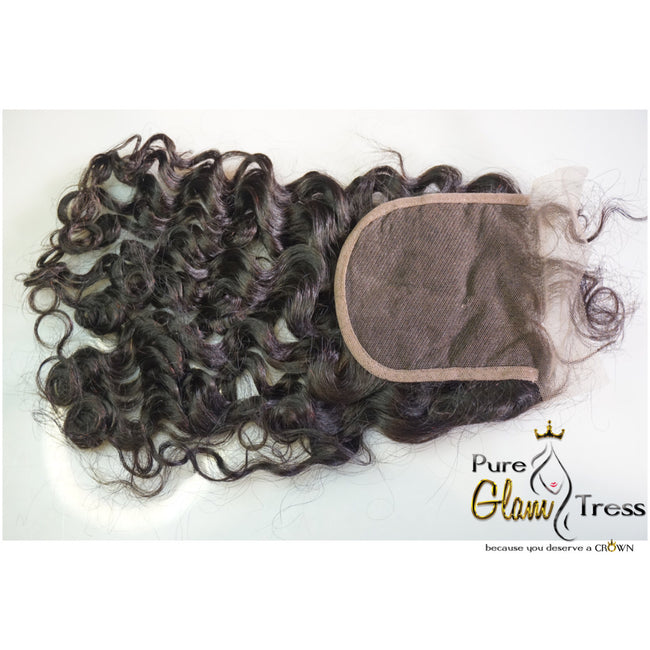 Perfect Match - BF CURL Lace Closure