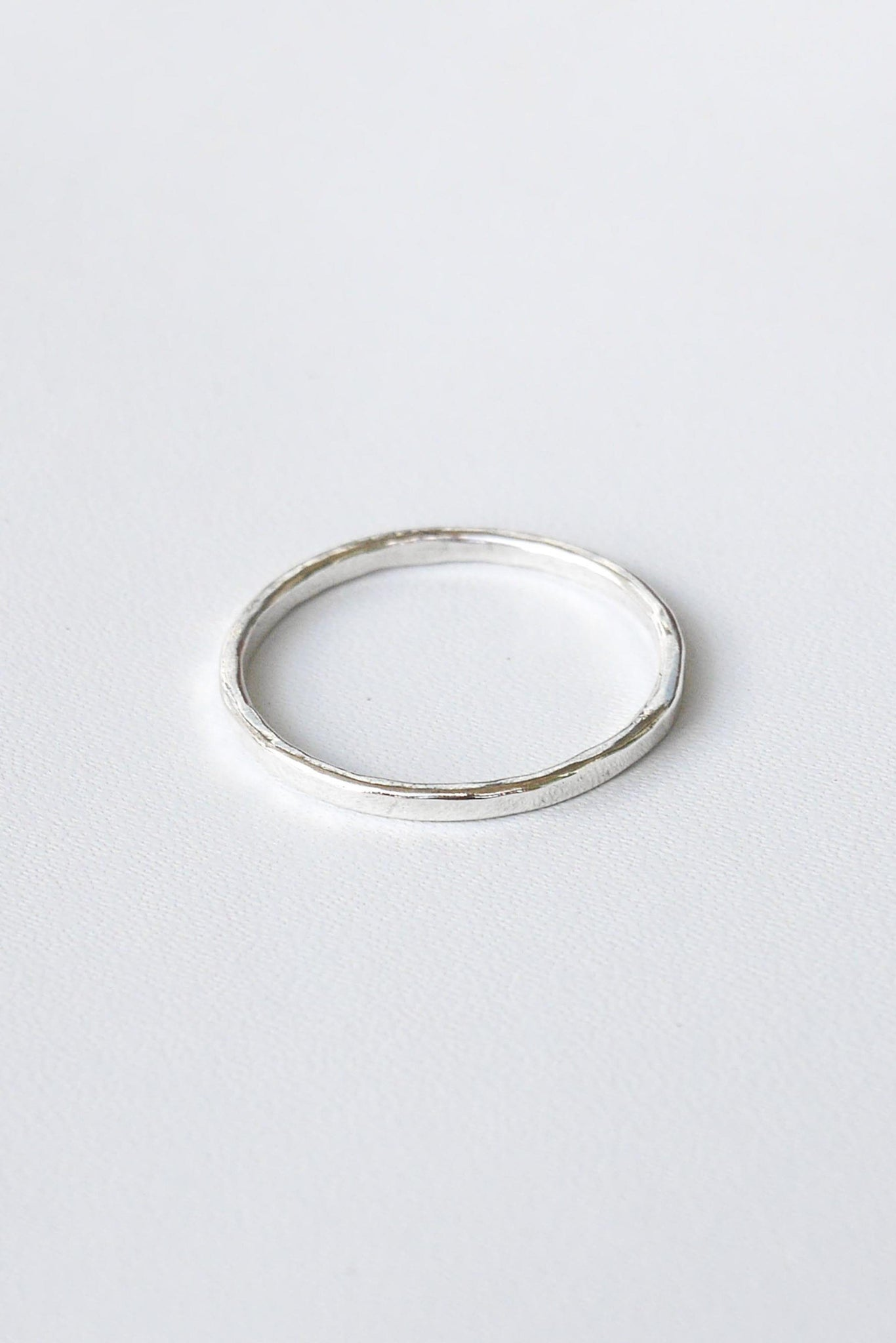 Simply Silver – Silver Ring