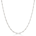 Rubover Set Tennis Chain 3.10ct
