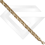 9ct Bali Gold Chain / Bracelet (Gauge 2)