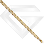9ct Fiji Gold Chain / Bracelet (Gauge 1)