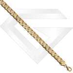 9ct Fiji Gold Chain / Bracelet (Gauge 2)