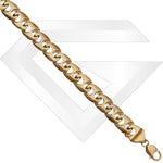9ct Fiji Gold Chain / Bracelet (Gauge 3)