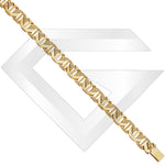 9ct Ireland Gold Chain / Bracelet (Gauge 2)