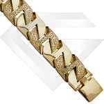 9ct Rangoon Gold Chain / Bracelet (Gauge 10)