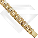 9ct Rangoon Gold Chain / Bracelet (Gauge 7)