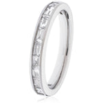 Baguette Cut Eternity Ring 0.60ct