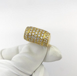 10ct Bombay Style Ring 2.00ct