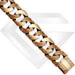 9ct Iceland XL Gold Chain / Bracelet