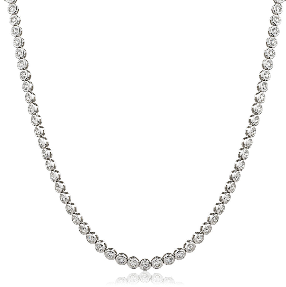Rubover Tennis Chain 4.00ct