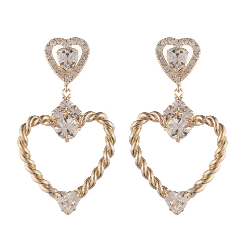 Dannijo Amorette Earrings