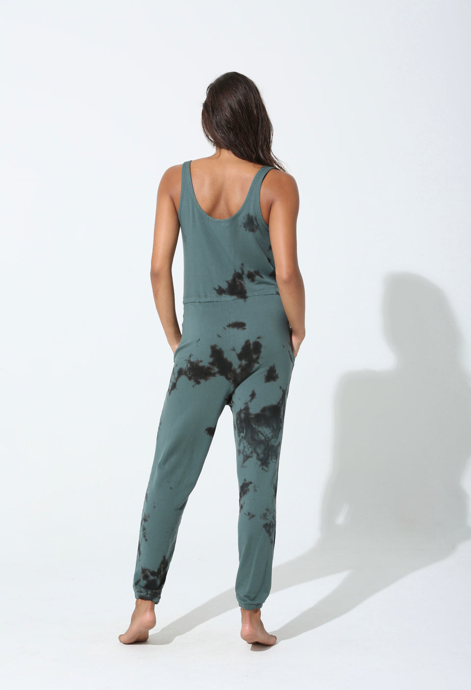 Electric & Rose Torrey Jumpsuit Epic Camo/Onyx