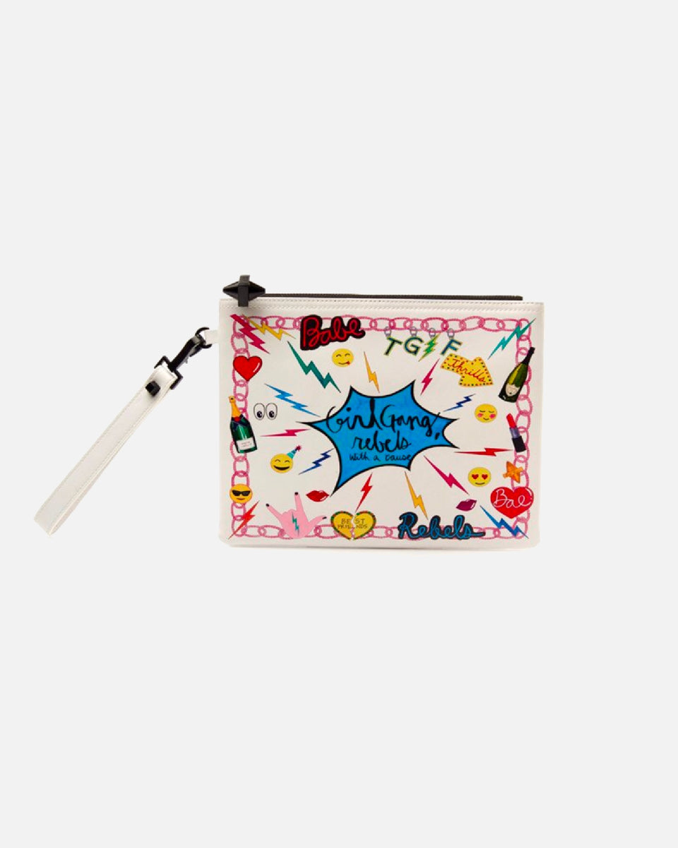 Paloma Pouch - Girl Gang