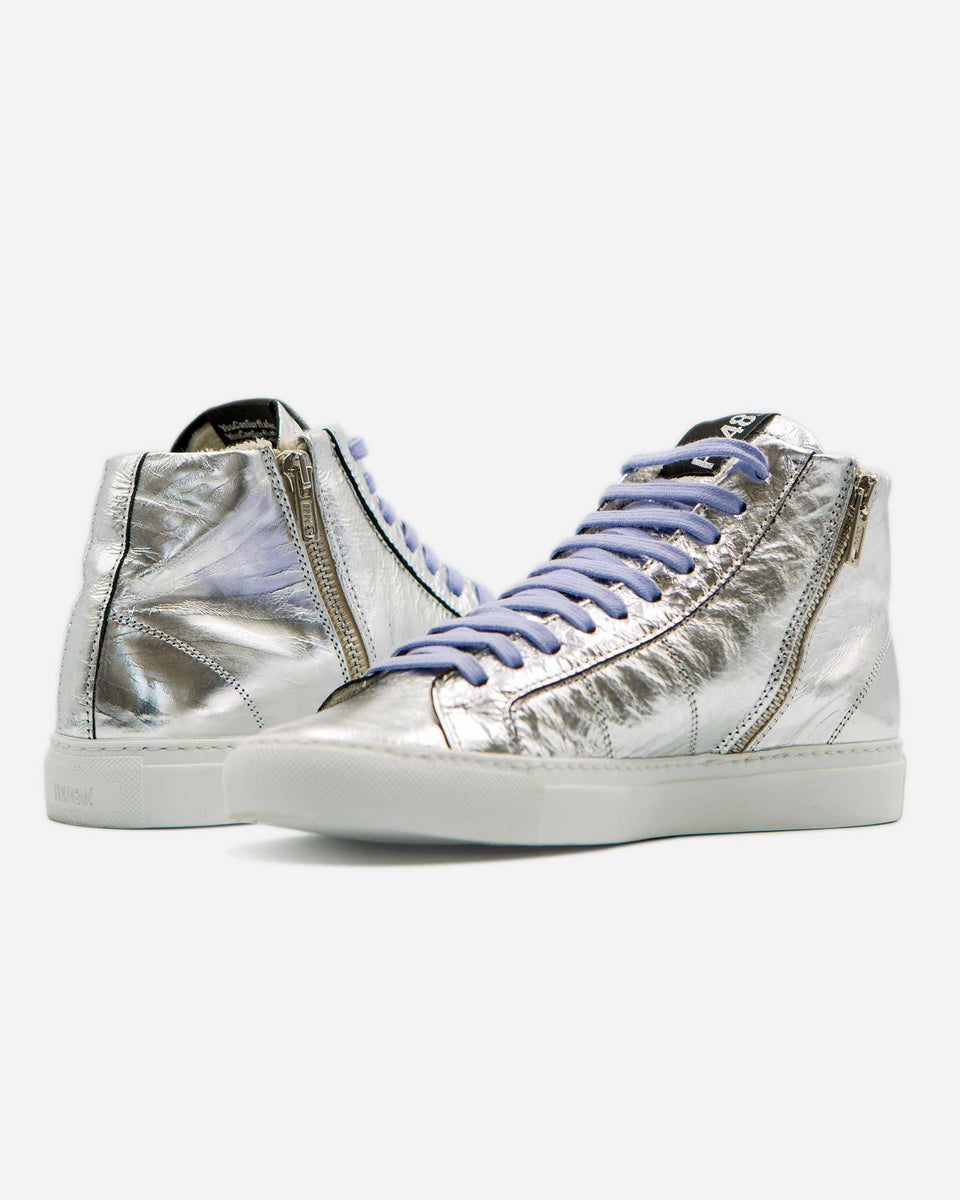 Mid Top Metallic