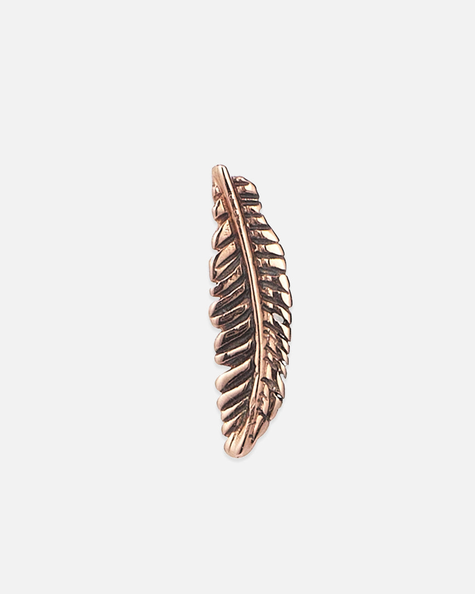 Mini Feather Stud