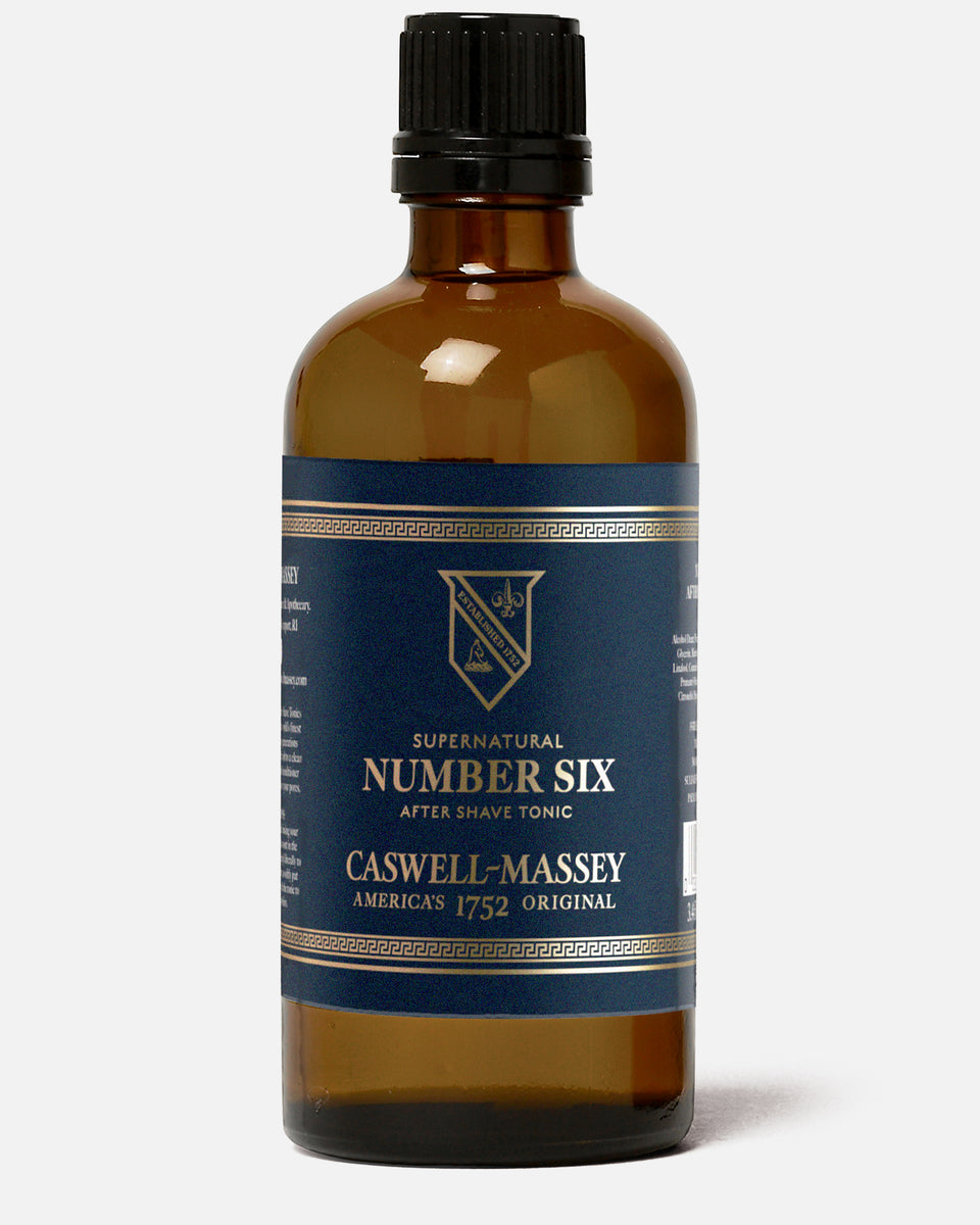 Supernatural Number Six After Shave Tonic
