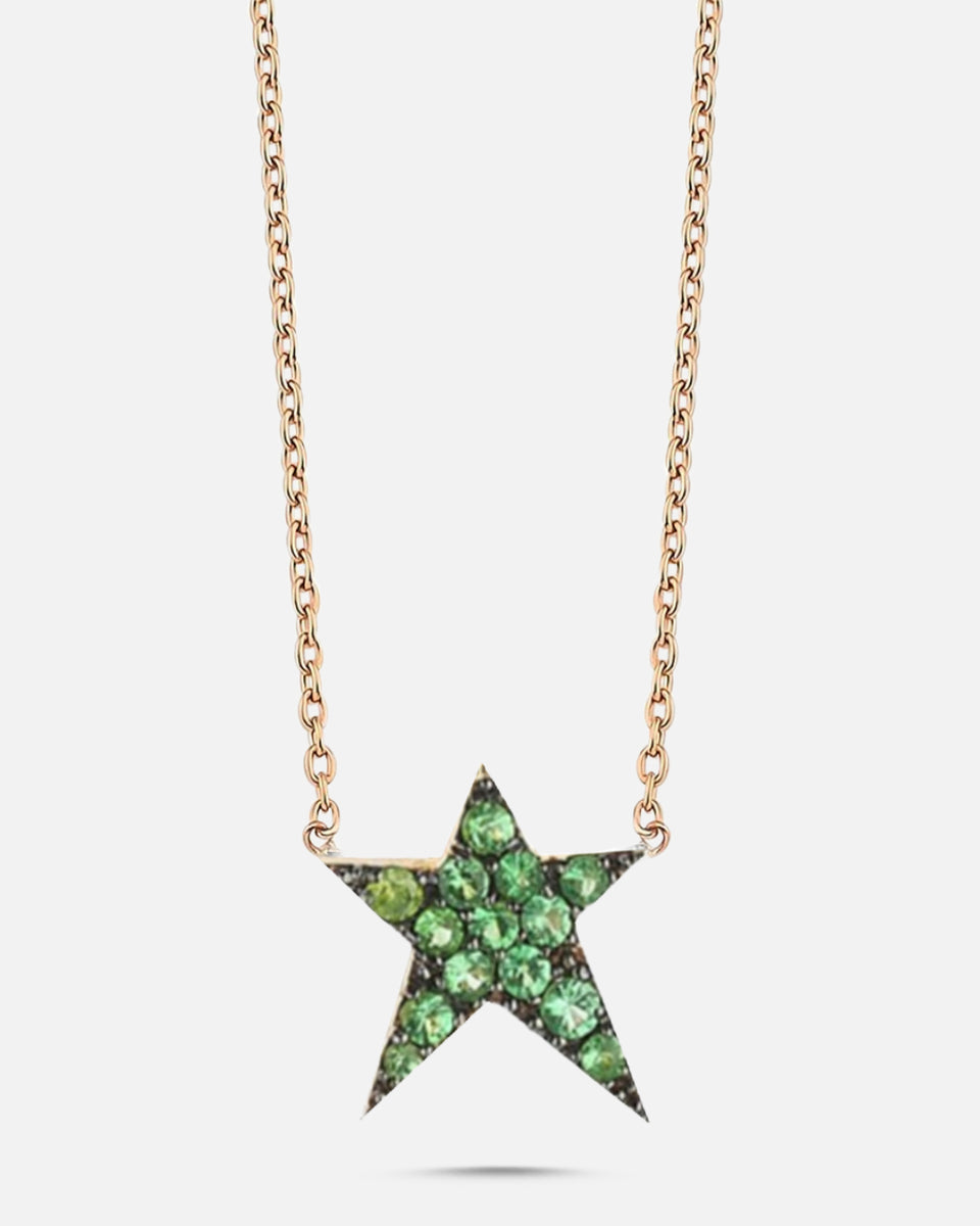 OWN Your Story Rock Star Emerald Necklace