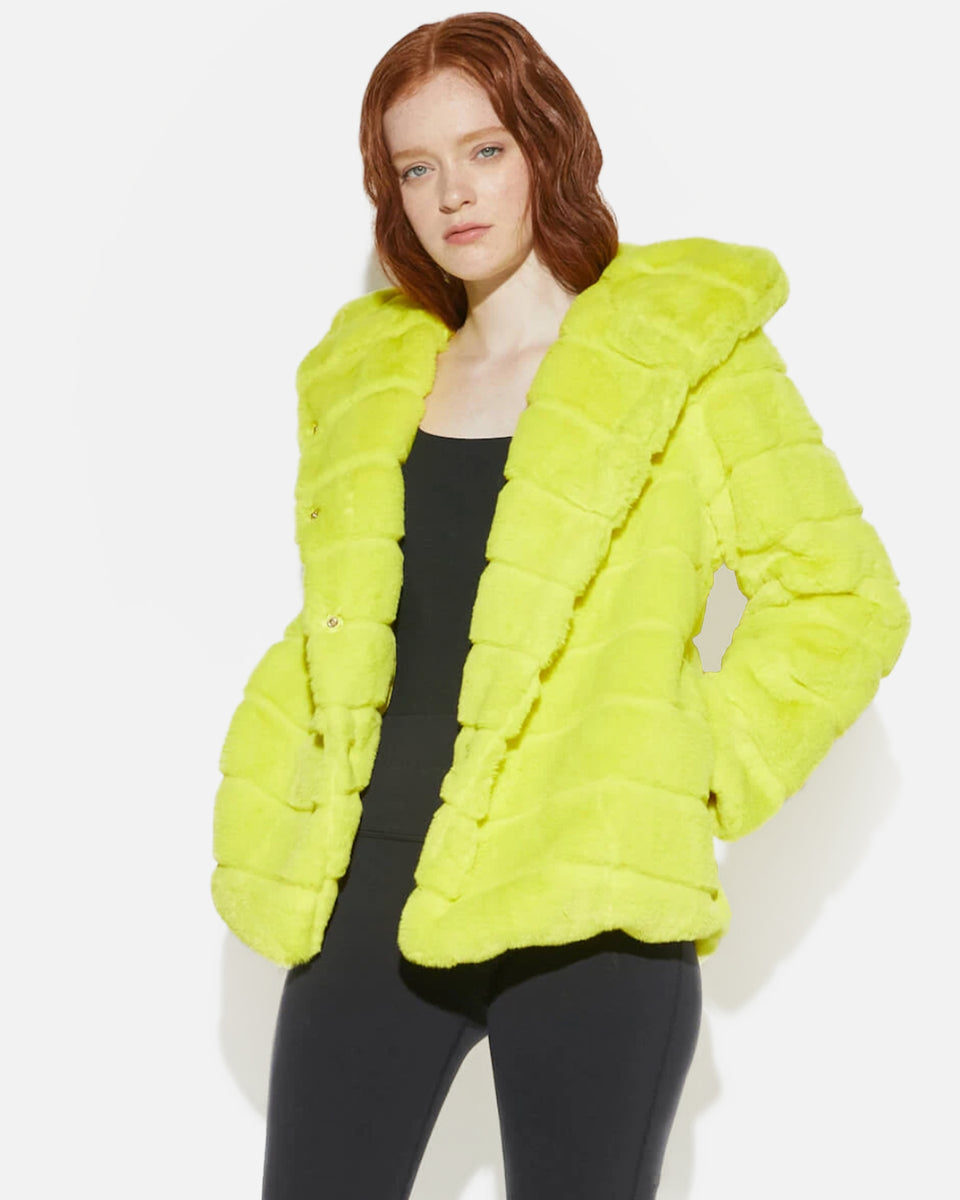 Goldie Neon Yellow