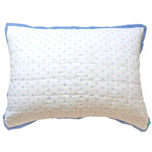 946 ANARKALI PILLOW SHAM - BLUE