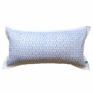 944 ANARKALI DECO CUSHION - BLUE