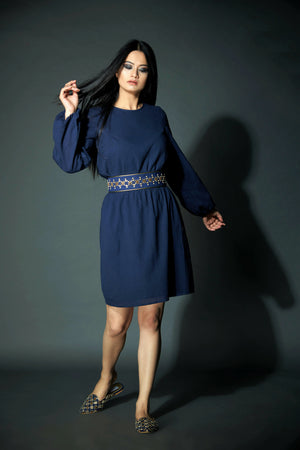 272 LAURA – Dark Blue