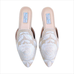693 REYA MULES - Light