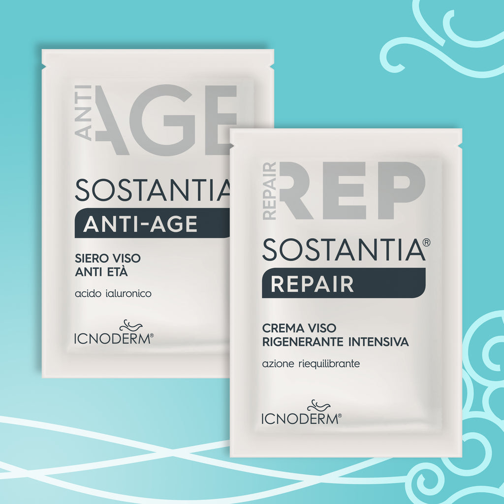 Trial kit - kit prova Sostantia anti-age e repair
