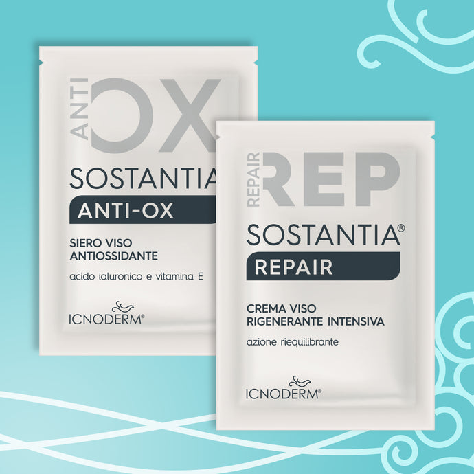 Trial kit - kit prova Sostantia antiox e Repair