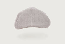 Load image into Gallery viewer, Herringbone Flat Cap — Lambswool — Kids