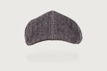 Load image into Gallery viewer, Herringbone Flat Cap — Lambswool