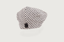 Load image into Gallery viewer, Thin Stripes Flat Cap