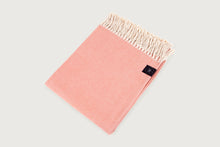 Load image into Gallery viewer, Broken Twill Throw & Blanket — Pure Cotton
