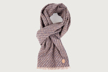 Load image into Gallery viewer, Vintage Scarves — Vintage Woollen Fabrics