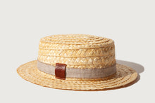 Load image into Gallery viewer, Moliceiro Straw Hat