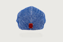 Load image into Gallery viewer, Herringbone Flat Cap — Pure Cotton — Kids