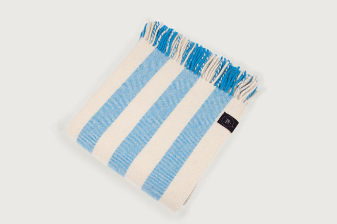 Striped Throw — Costa Nova