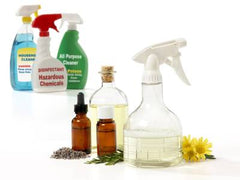 natural products for cleaning services