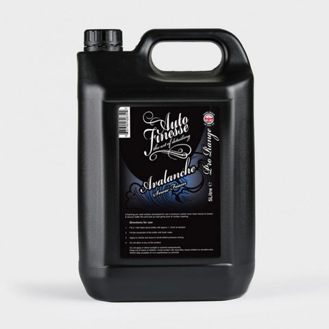 Avalanche Snow Foam 5 Litre	- Snow Foam
