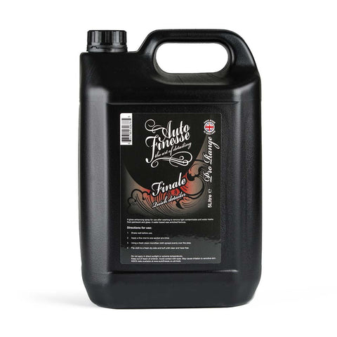 Finale Quick Detailer 01 Gallon