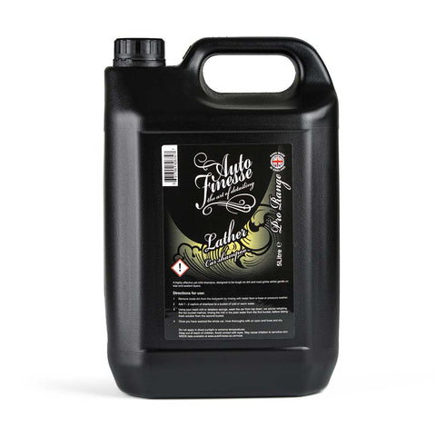 Lather Shampoo Pro Size 01 Gallon