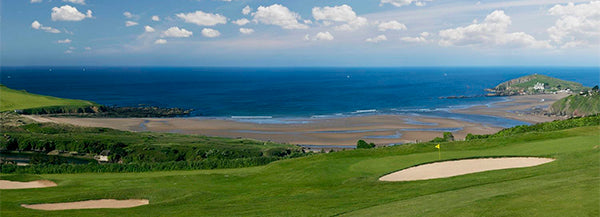Bigbury golf club Devon