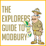 The Explorers guide to Modbury, Devon