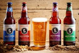Salcombe beer Devon