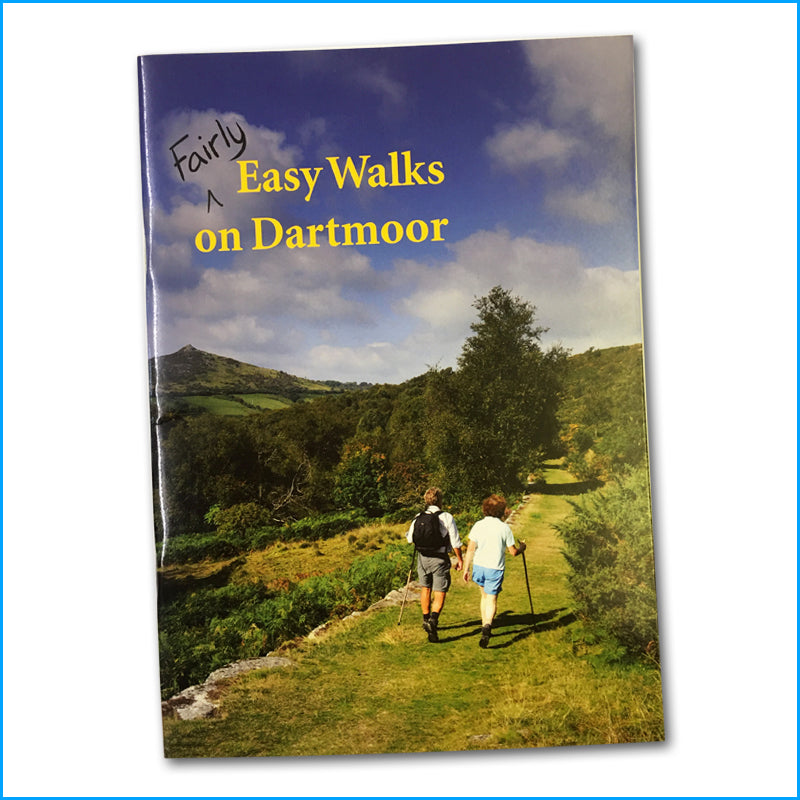 Fairly Easy Walks on Dartmoor