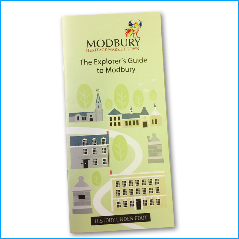 The Explorers Guide to Modbury