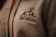 Mountains Cropped Hoodie