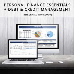 Personal Finance Essentials + Debt & Credit Management (Integrated)