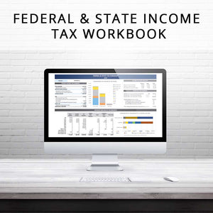 Federal & State Income Tax Workbook