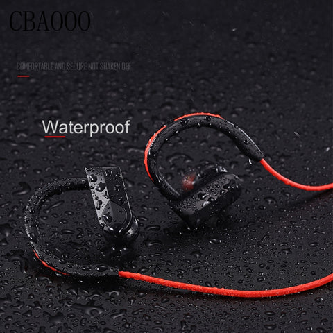 Sport Bluetooth Headphone Wireless Earphones Waterproof audifonos  Bluetooth earphone  Stereo bass Headset with Mic for phone - 24SevenDeals