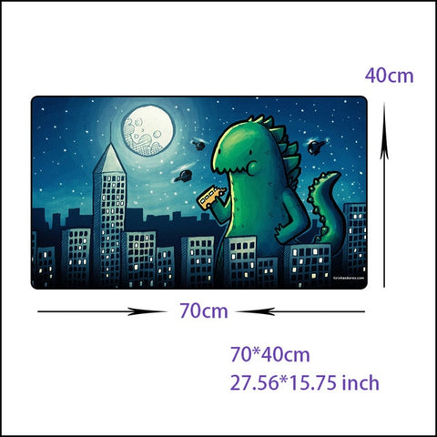 Cute Cartoon Mouse Pad Gamer Desk Mat Large M L XL XXL Computer Gaming Peripheral Accessories Mouse Pad Mat for Child and Adult - 24SevenDeals